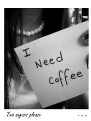 Coffee Junkie by 11amsoul