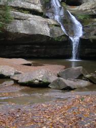 Waterfall Stock by alienjacki-stock