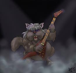 Rock da Cat