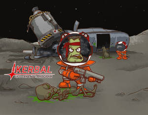Kerbal UFO Defence Program