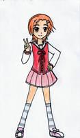 Hyuuga Saki as Hyuuga Kizuna