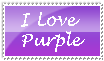 I love Purple STAMP by innocent--angel