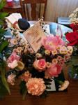 Moms Memorial Arrangement