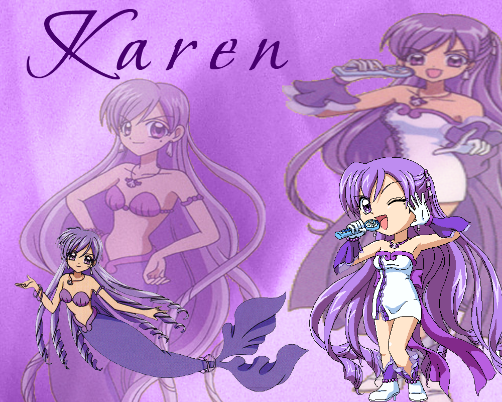 1000x800px Mermaid Melody Wallpapers