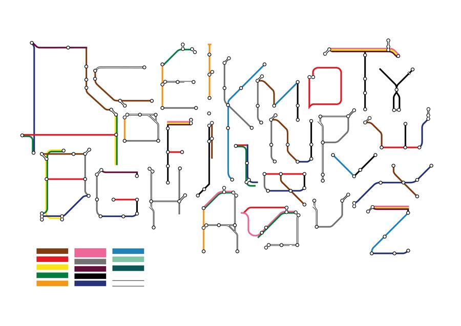 Underground LDN by xchingx