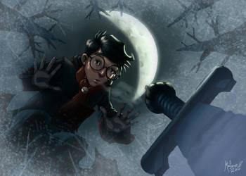Gryffindor's Sword by AdamMasterman