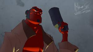 Hellboy 2012