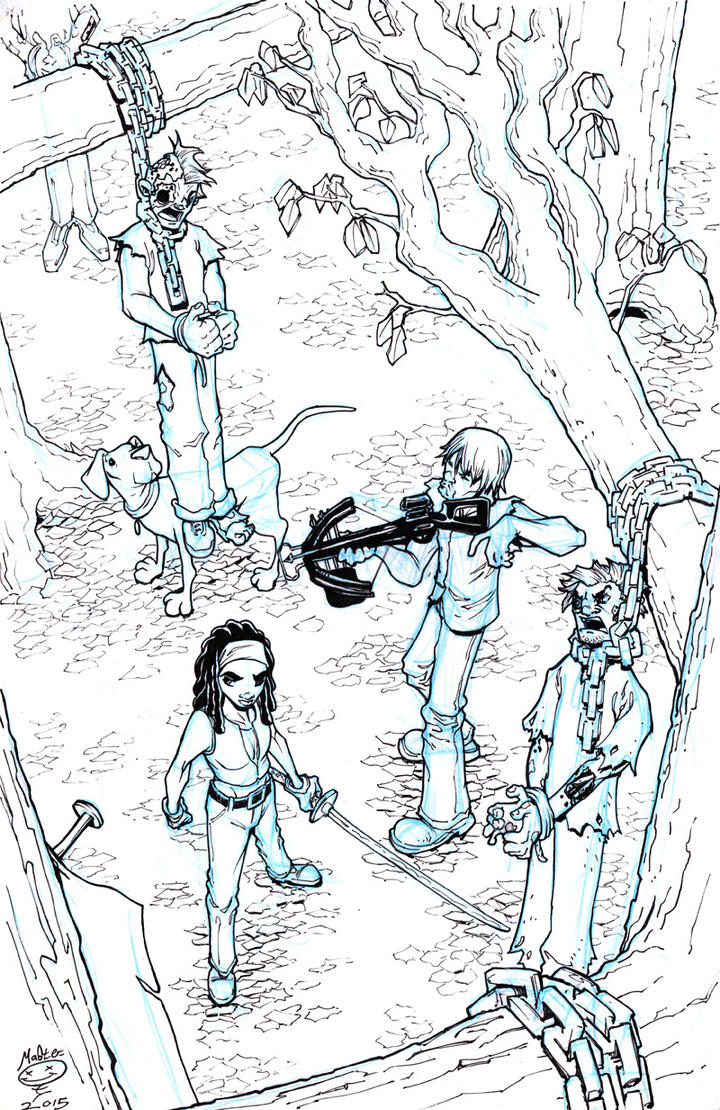 The Grove by AdamMasterman