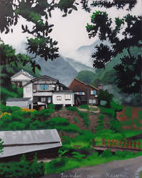 Jigokudani by AdamMasterman