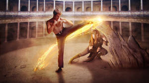 Elemental duel by mLiink