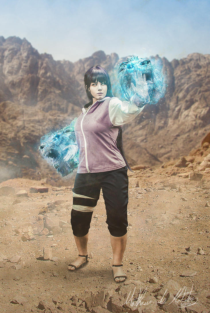 Hinata - I will protect you Juho Soshiken by mLiink