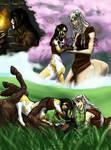 Trogdor and Family