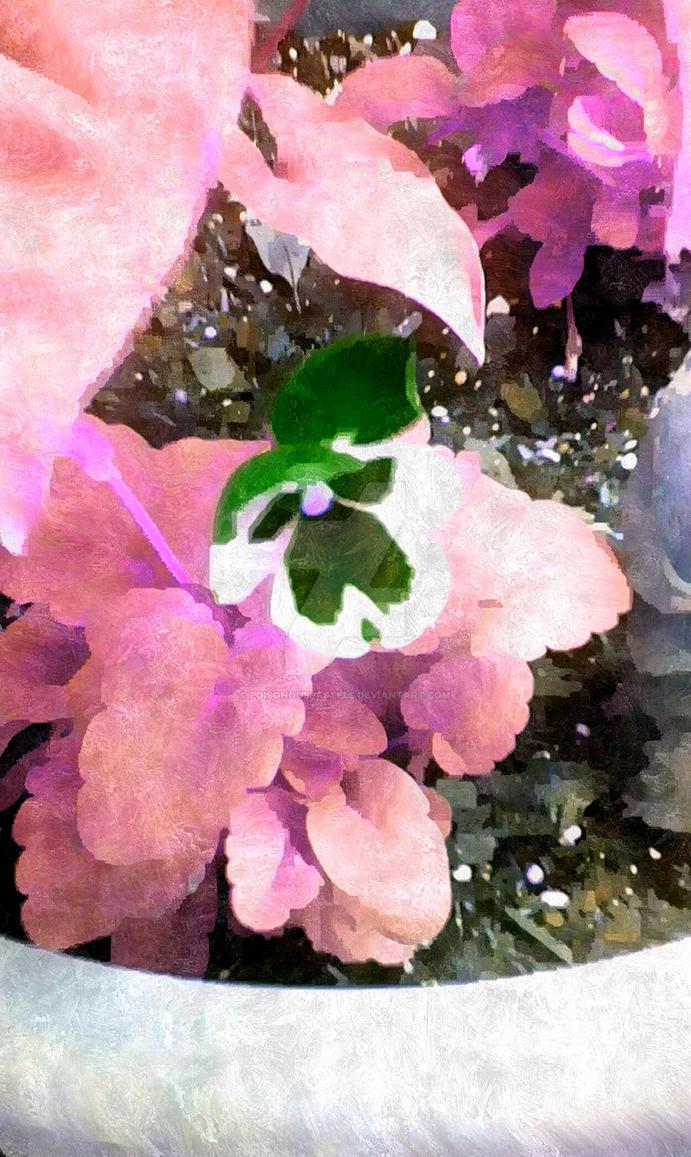 Kawaii Flower by PoisonousPastels
