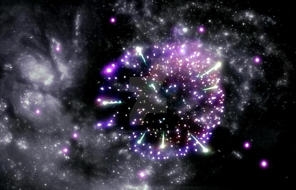 Firework by PoisonousPastels