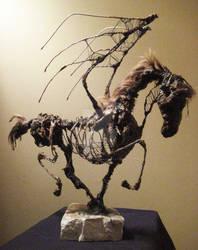 Winged Horse of the Apocalypse