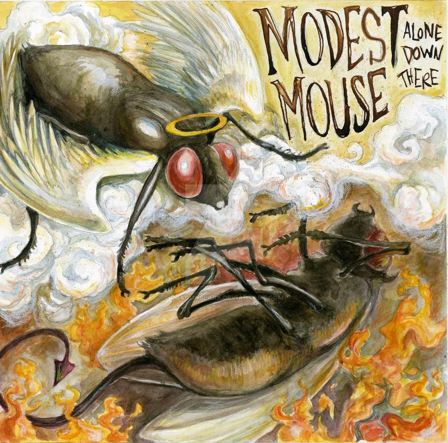 Modest mouse art