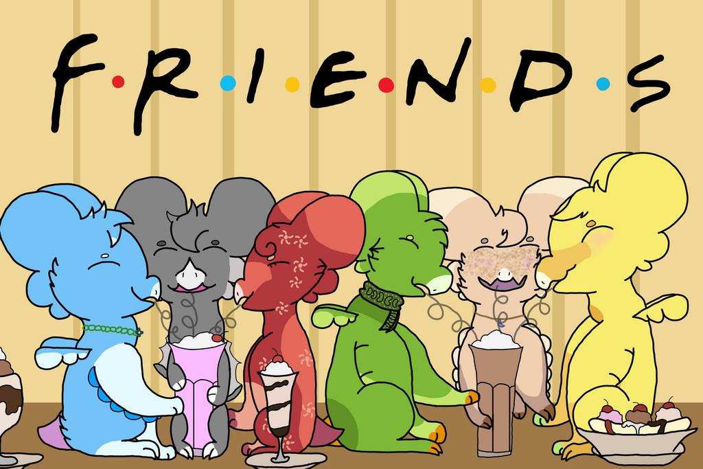 Friends by Oak-Storm