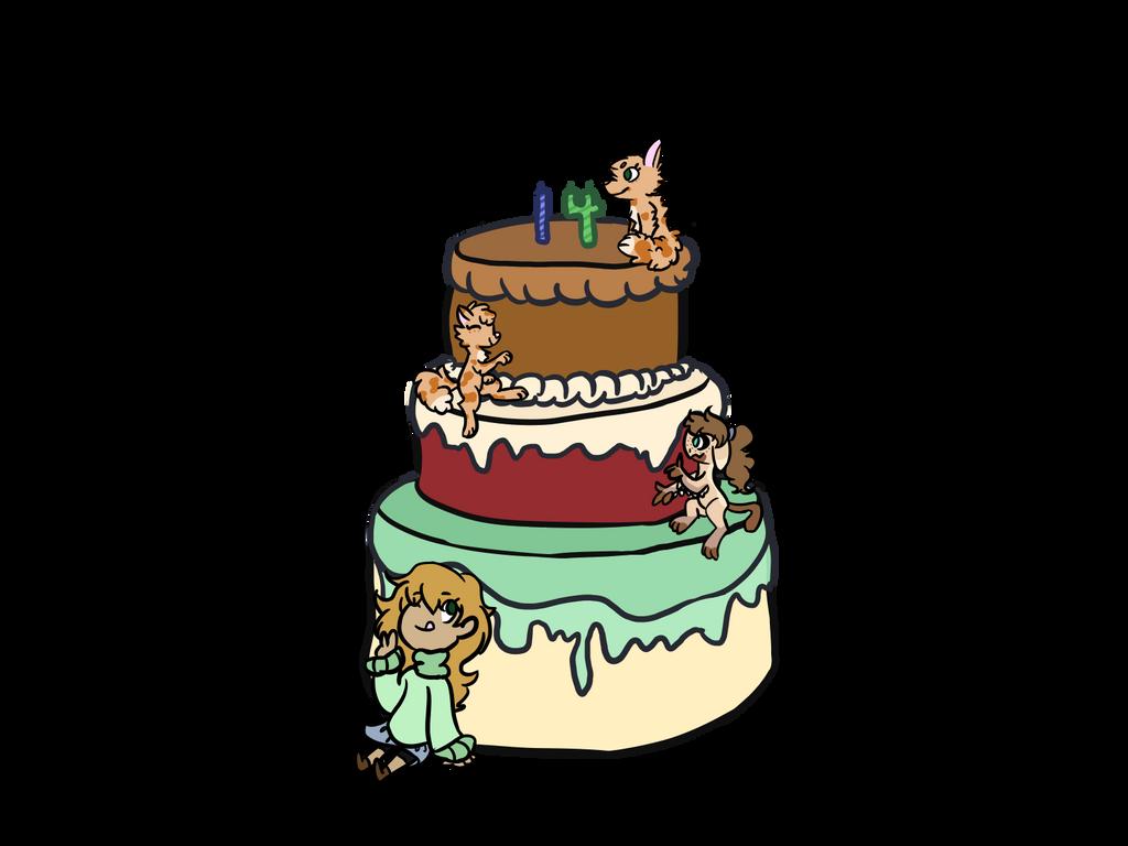 Happy Birthday! by Oak-Storm
