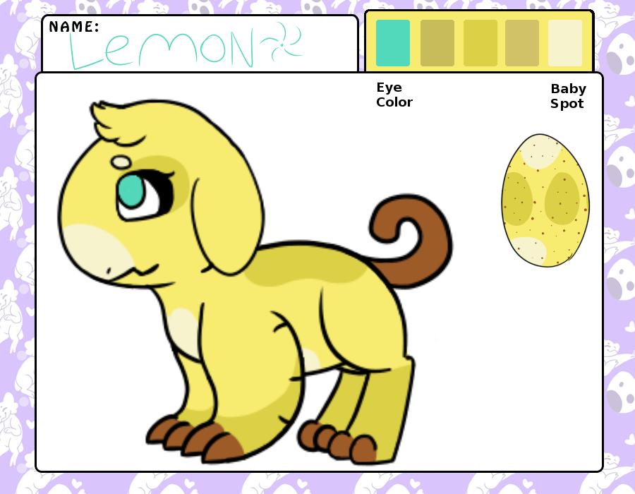 Lemonnn by Oakstormftw