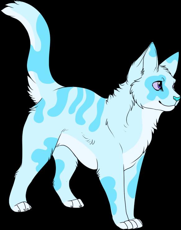 {Color Pallet Cat} Frost {Open} by Oakstormftw