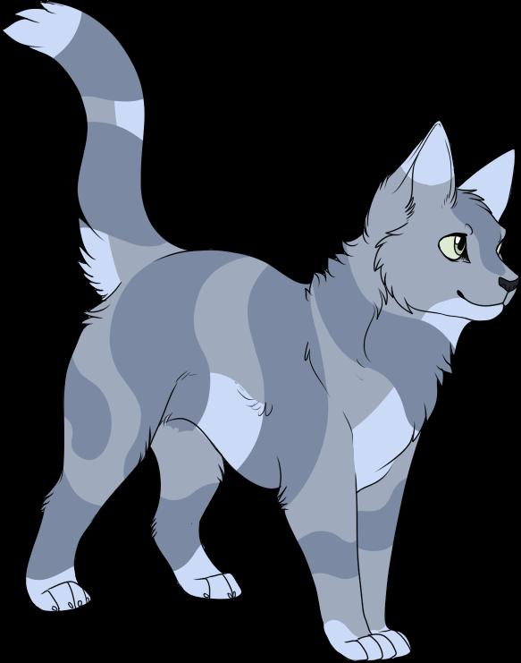 {Color Pallet Cat} River {Open} by Oakstormftw