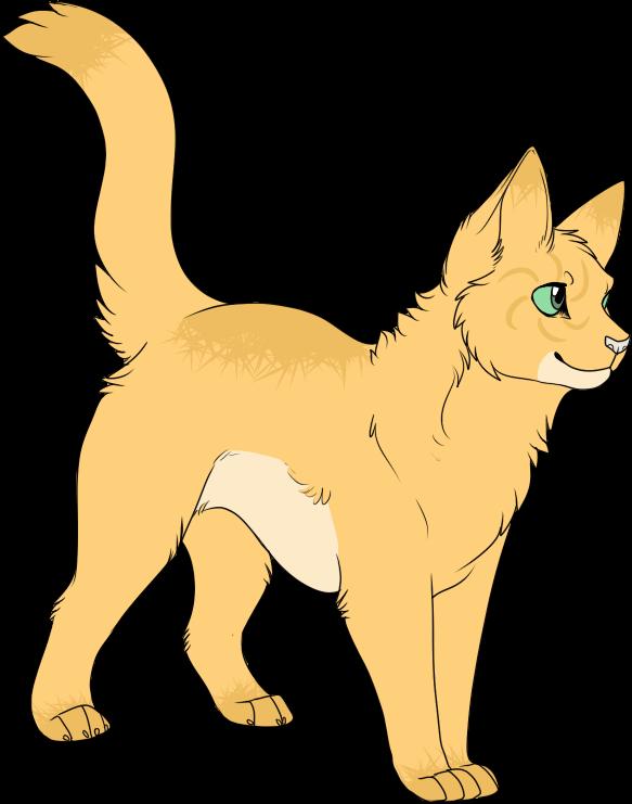 {Color Pallet Cat} Sunny {Open} by Oakstormftw