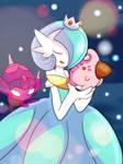 Space  Mommy Gardevoir