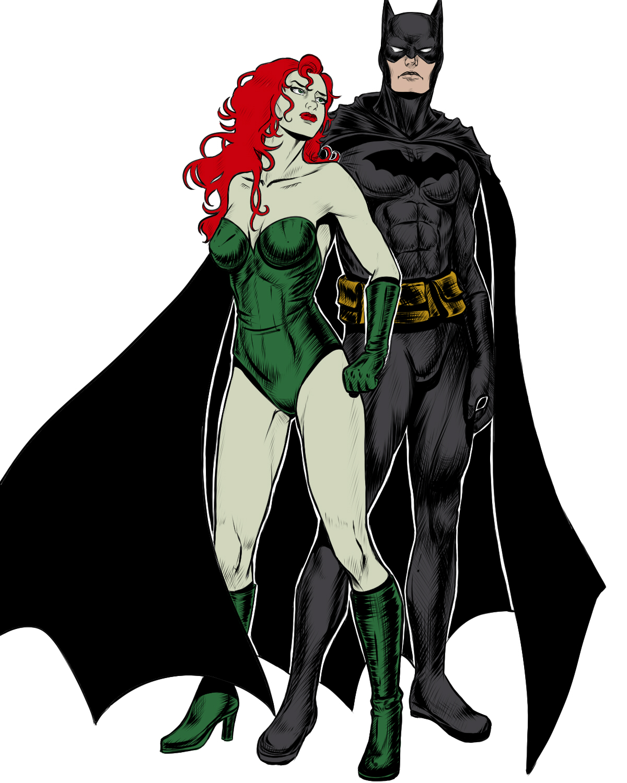 ivy batman:
