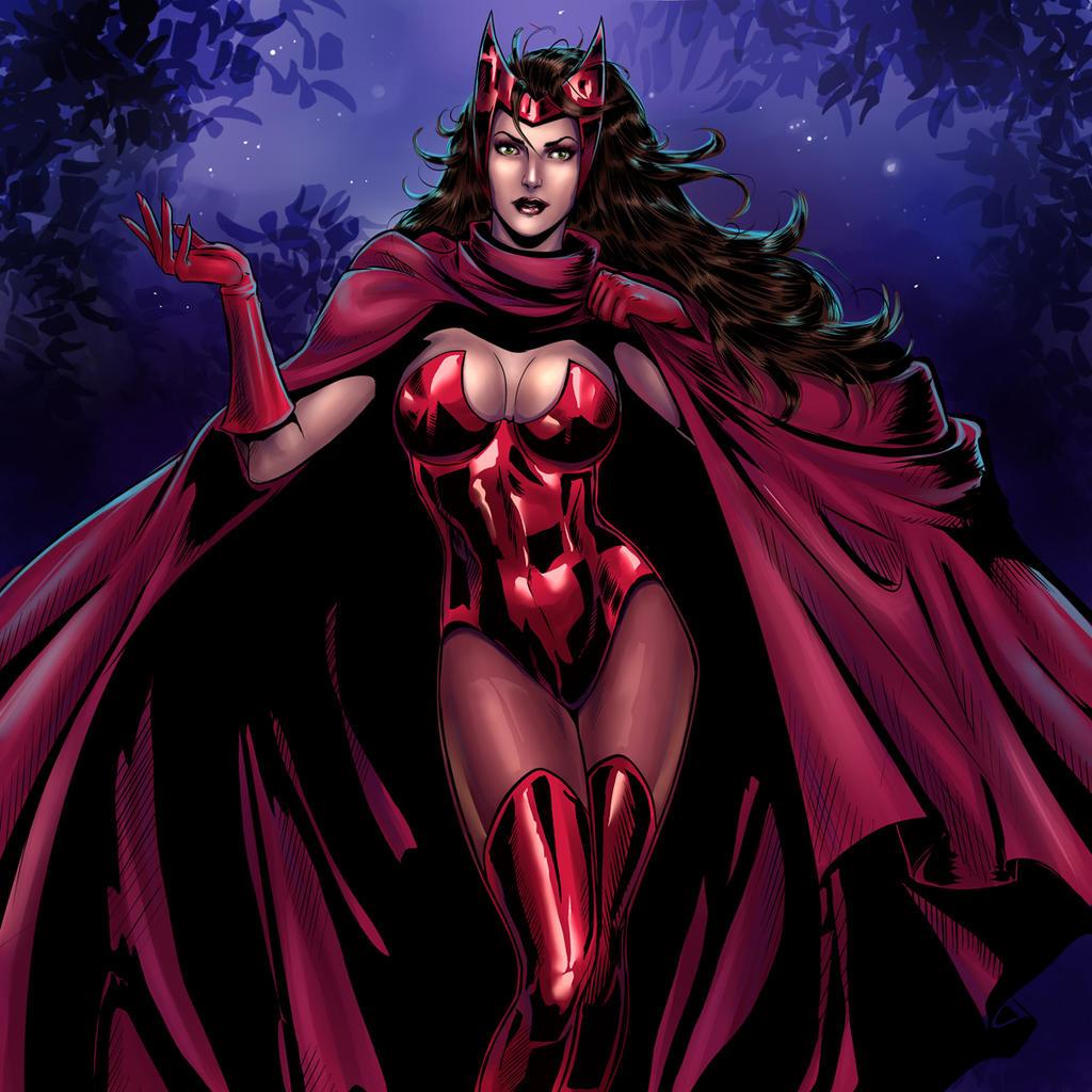 Wonderful Wallpaper Marvel Scarlet Witch - scarlet_witch__wanda_maximoff_by_salamandra88-d65grep  Graphic_986920.jpg