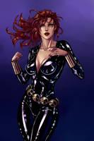 Black Widow by Salamandra88