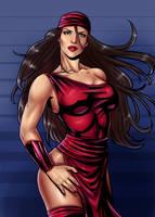 Elektra by Salamandra88