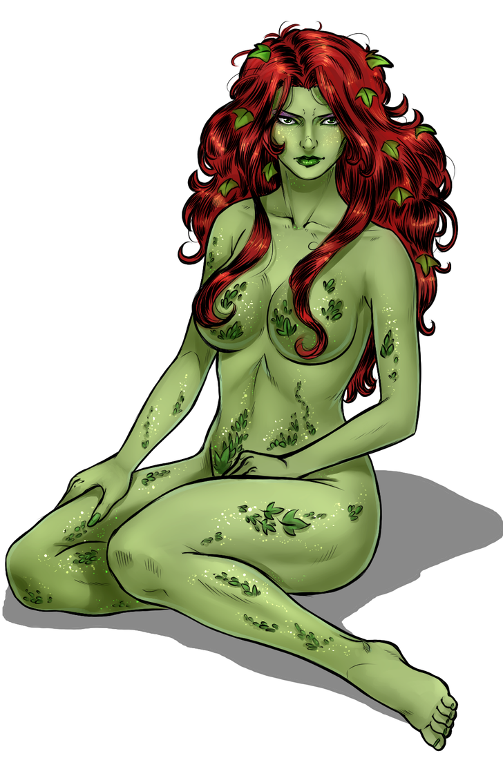 poison Ivy by Salamandra88