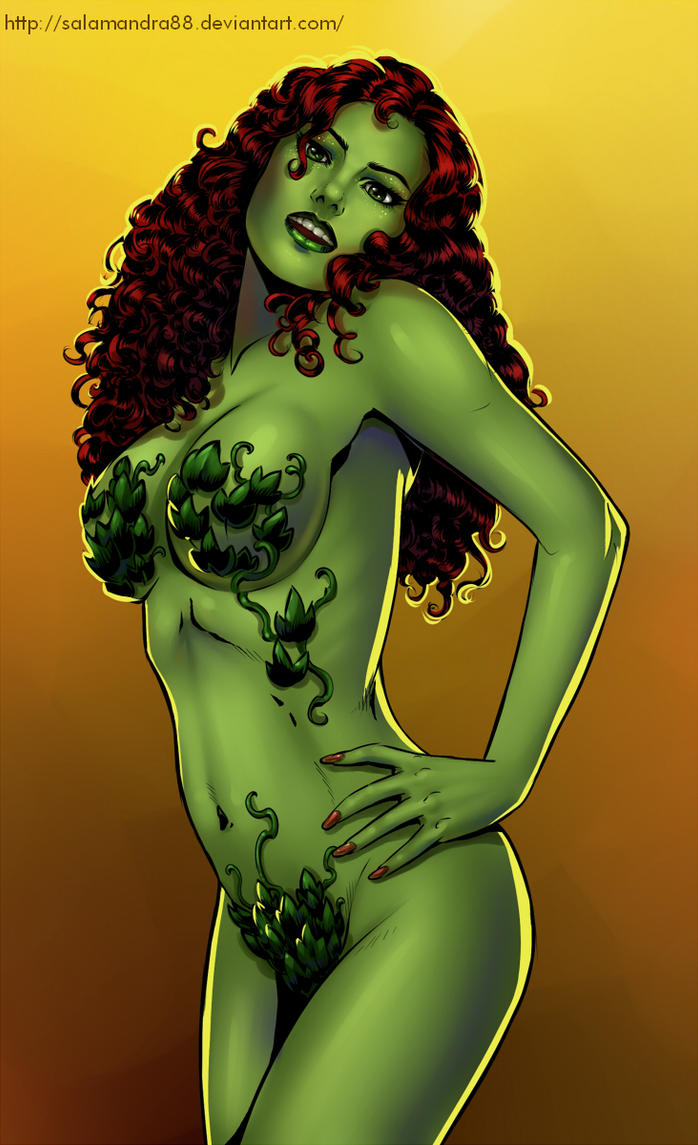 poison Ivy by Salamandra88