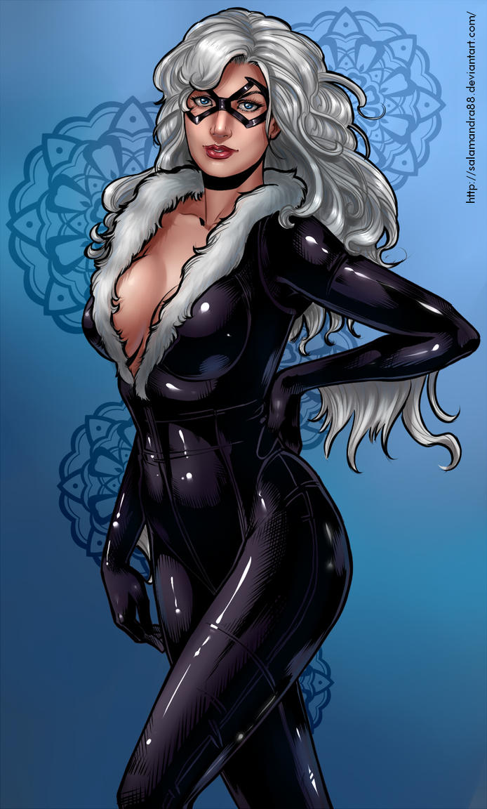 Black Cat by Salamandra88