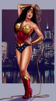 Wonder Woman by Salamandra88