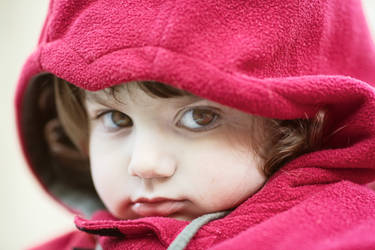 my little red riding hood by EyeOfBoa