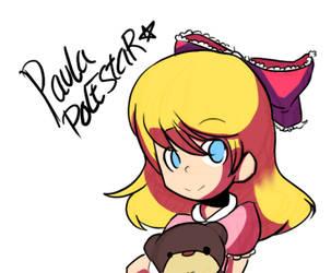 EB - Paula Doodle by grimandsmiles
