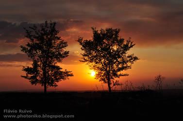 Romantic Sun by FlavioRuivo