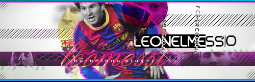 Messi by HeshamGFXER