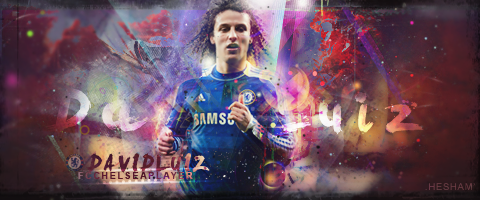 Awesome Luiz by HeshamGFXER