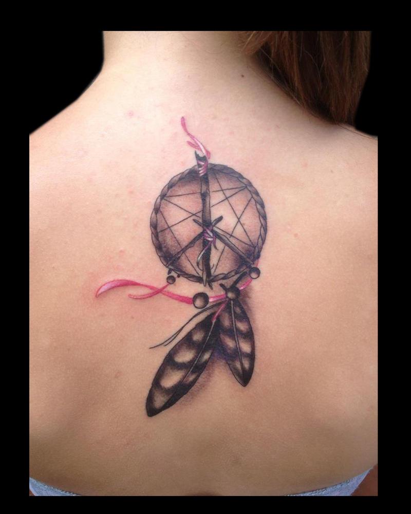 Татуировка Ловец Снов Значение тату 62 эскиза