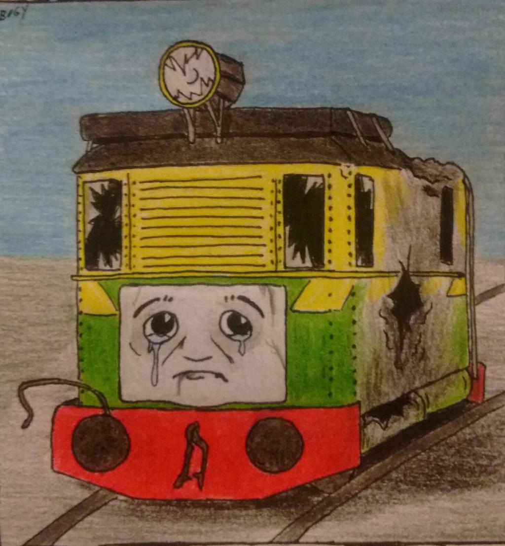 Philip on Sodor-Dieselworks - DeviantArt