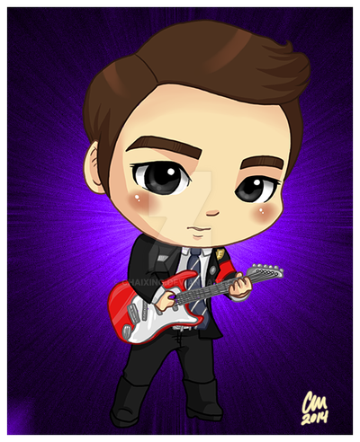 Chibi Yonghwa Commission by chaixing