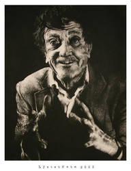Kurt Vonnegut by Lysistrata