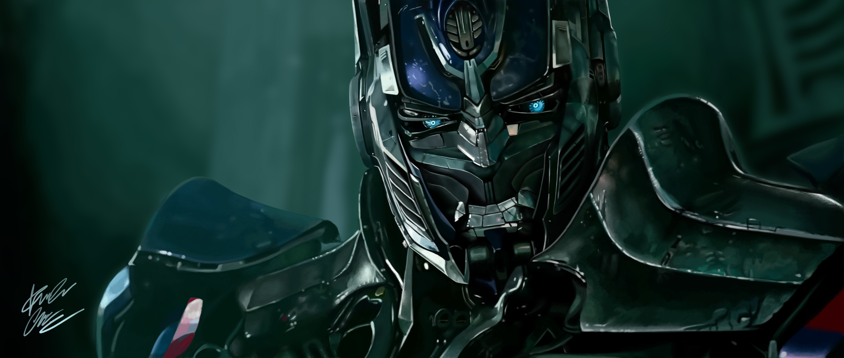Optimus Prime from Transformers: Age of Extinction by ...