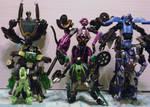 Transformers Cyclebots