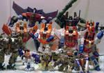 The Army of Starscreams