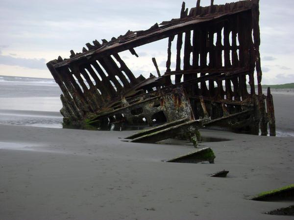 Ship Wreck Remains