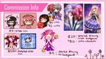 UPDATED Commission Info :) by Miyaki-chama