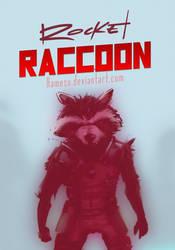 his name is rocket Racco0n